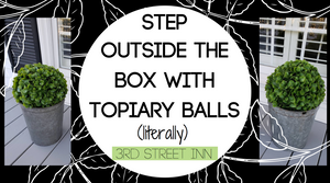 Topiary Ball Blog Post Main Graphic