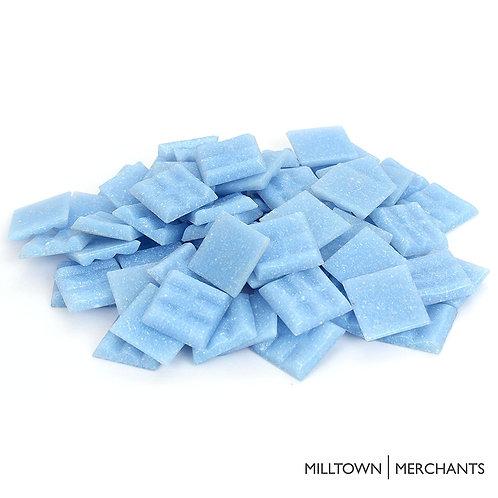 Sky Blue Mosaic Tile - 3/4 Inch