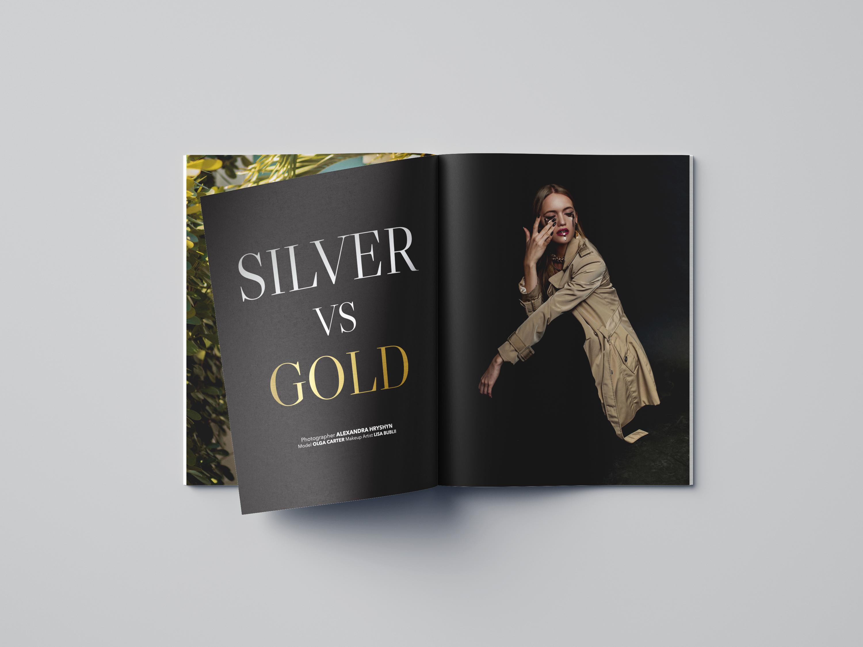 Silver vs. Gold