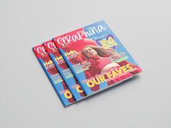 Seraphina Magazine June 2020 Cover