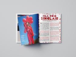 Isla Rose Sinclair Editorial