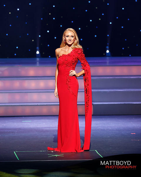 Cara Clements Best Evening Gown
