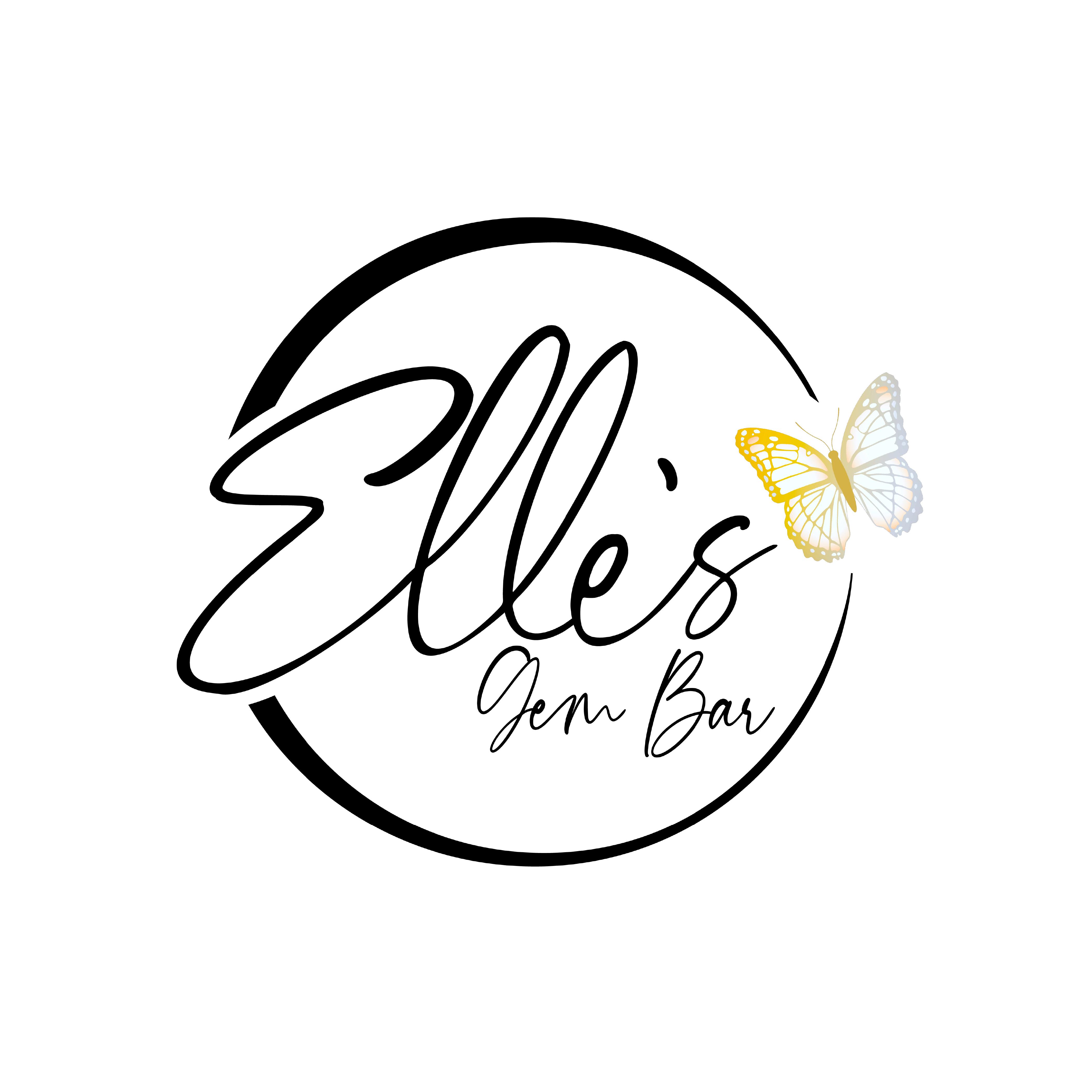 Elle's Gem Bar Logo