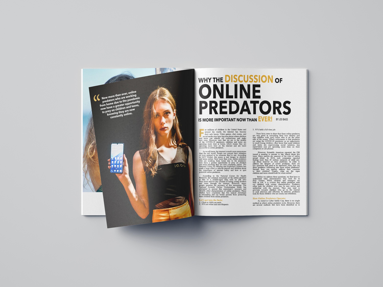 The Discussion of Online Predators
