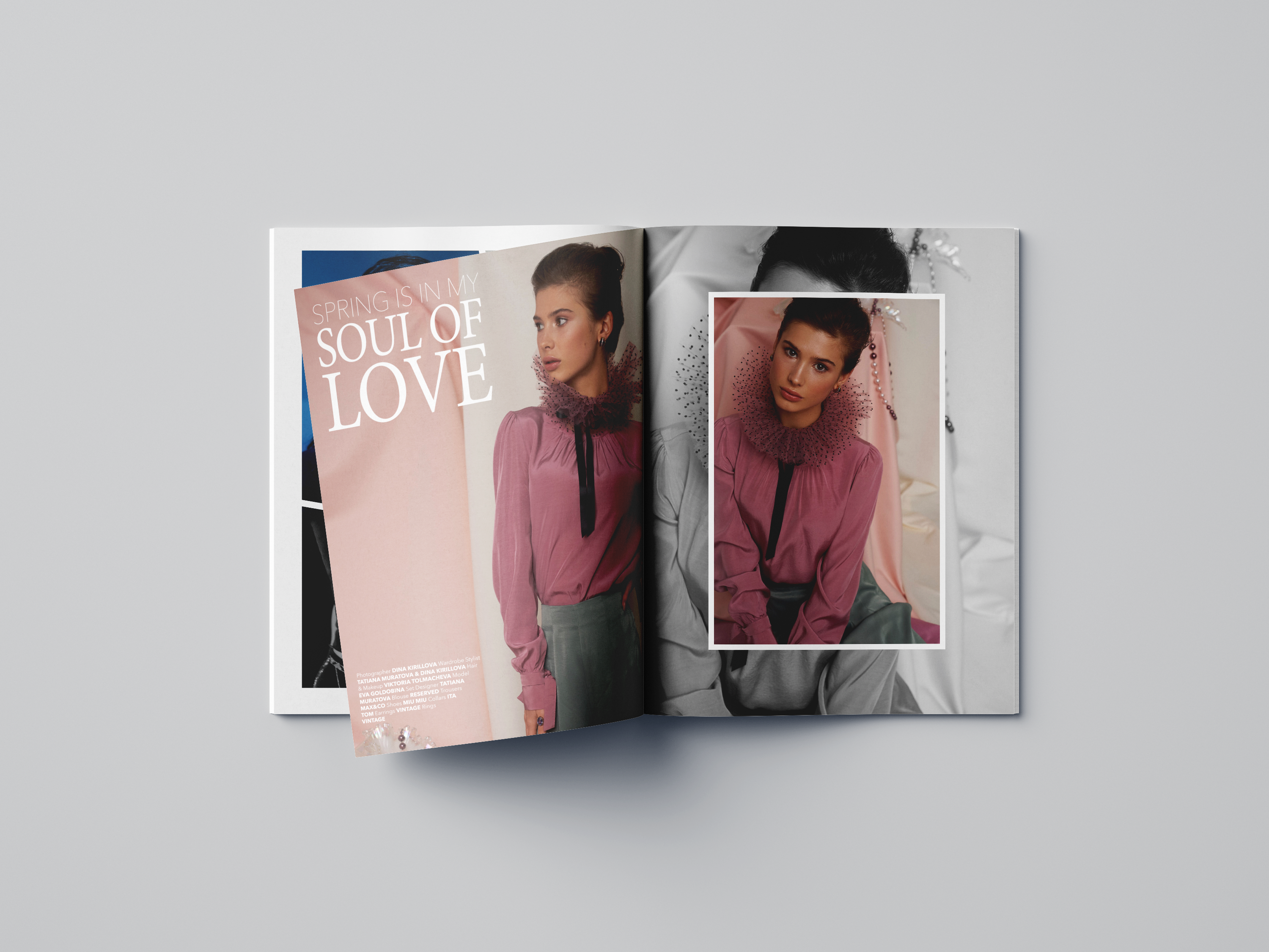 Soul of Love Photo Editorial