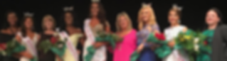 Cara Clements, Hannah Holly, Irielle Duncan, Skylar Stephens, & Jilian Higgins at the 2018 Miss Stone Mountain Pageant
