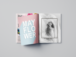 May Flower Photo Editorial
