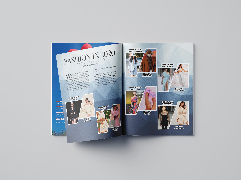 Fashion in 2020