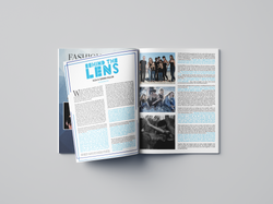 Behind the Lens Editorial Interview