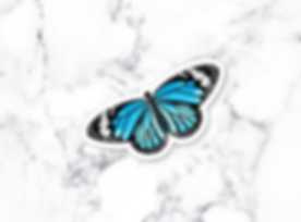 blue butterfly sticker.png
