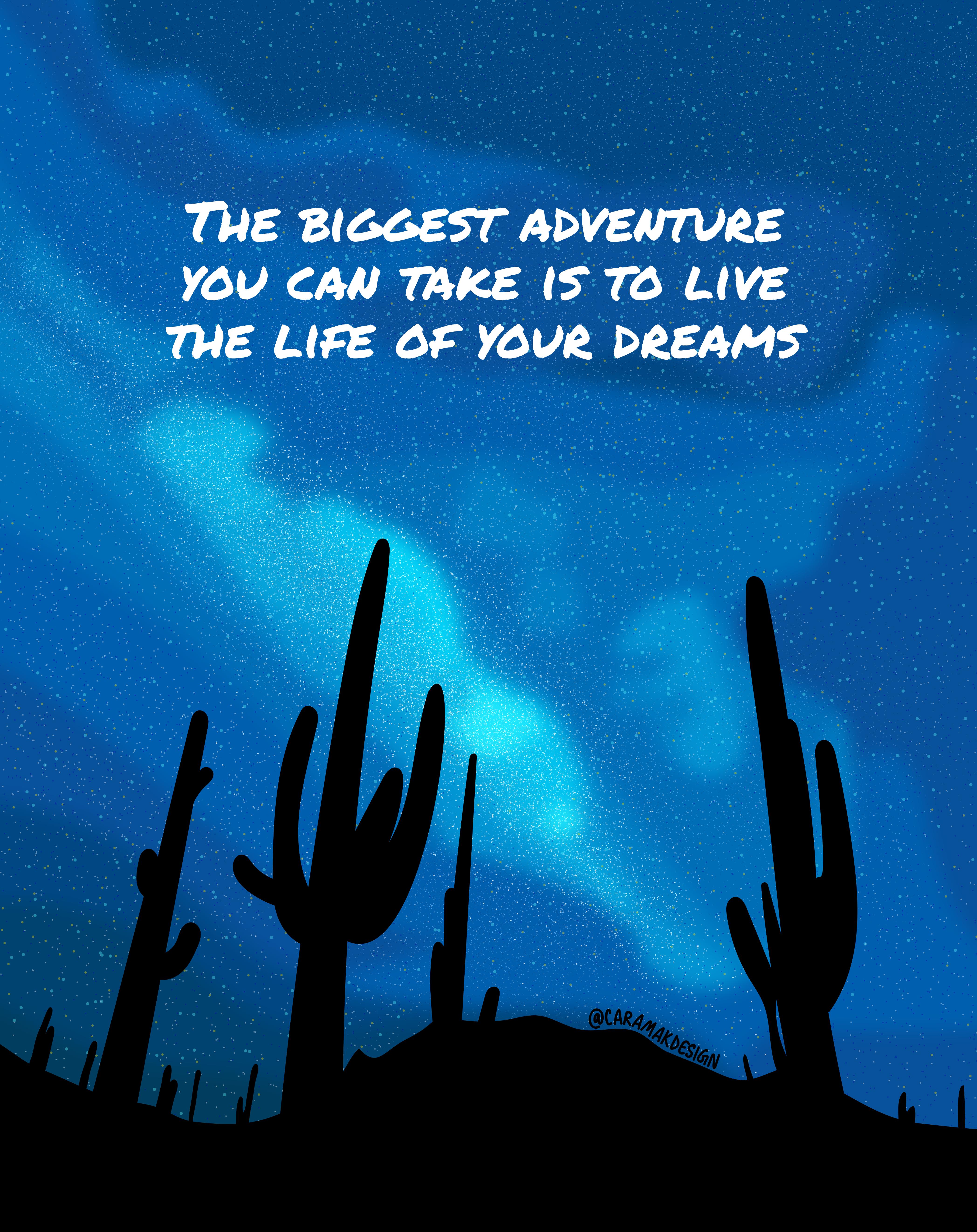 Biggest Adventure