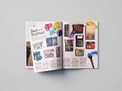 Best & the Brightest Editorial Spread