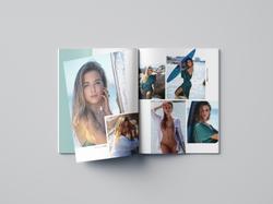 Surfer Girl Photo Editorial