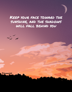 Face The Sunshine