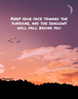 Face The Sunshine