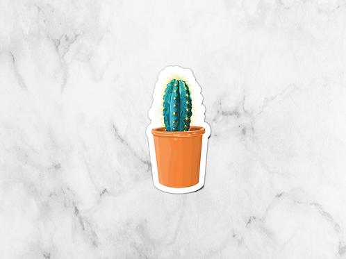 Baby Cactus Sticker