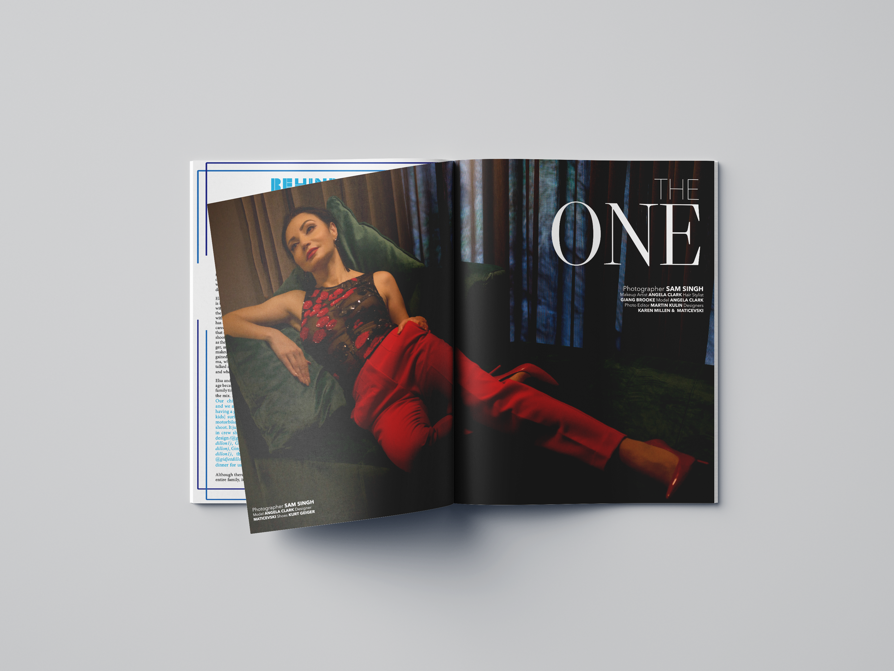 The One Photo Editorial