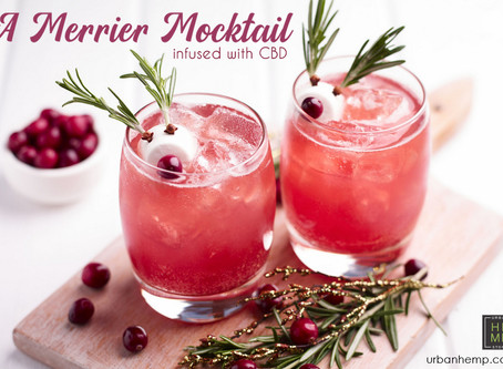 A Merrier Mocktail