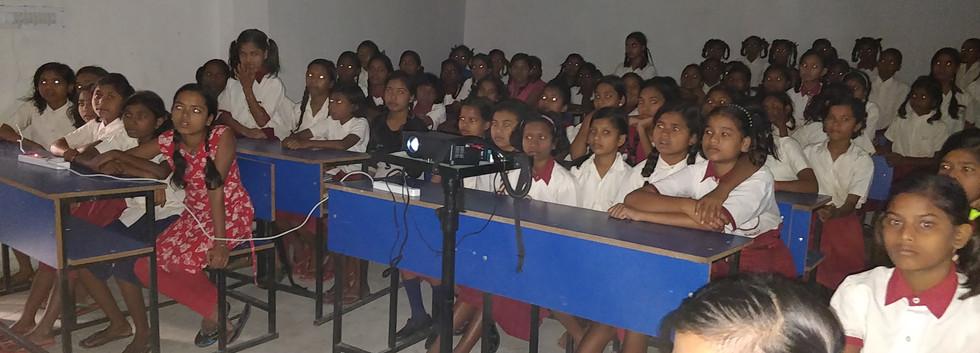Kasturba Gandhi Girls Hostel School_Char