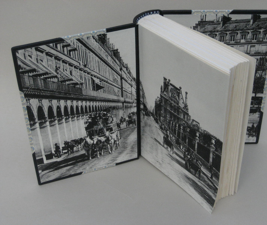 The Greater Journey, endpapers
