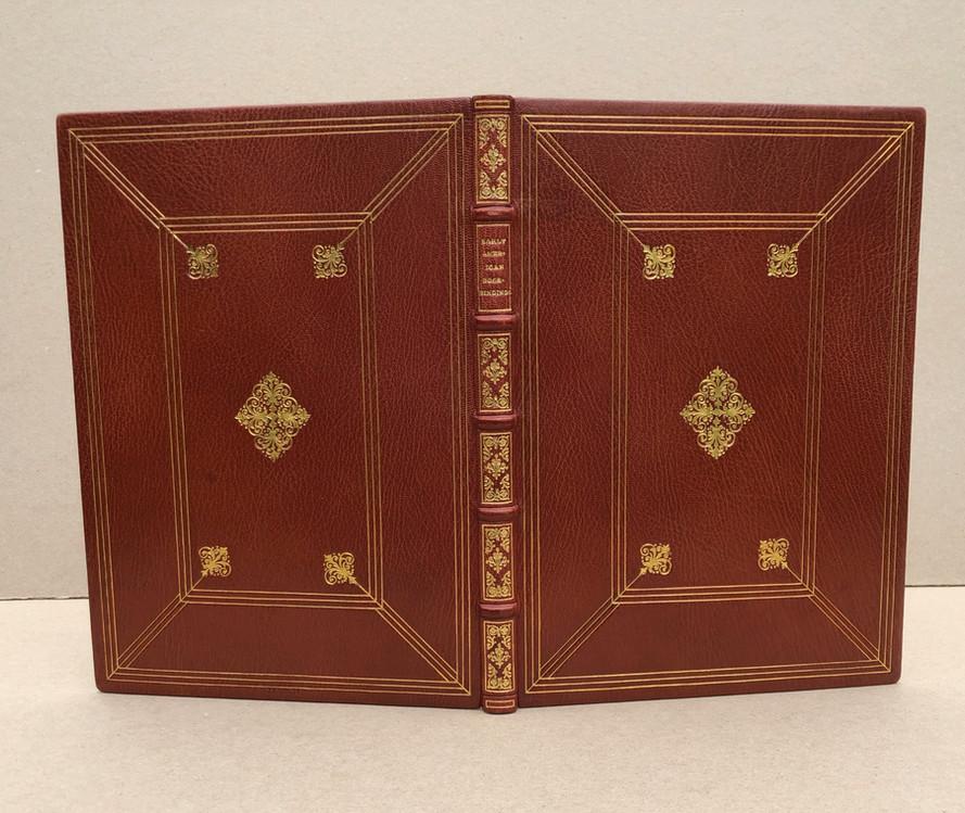 Early American Bookbinding