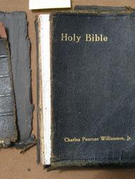 A newer Bible, before restoration