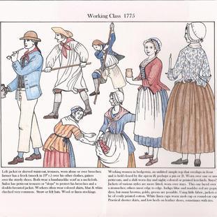 Working Class 1775