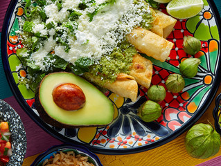 2nd Country - Mexico / Mexican Cuisine