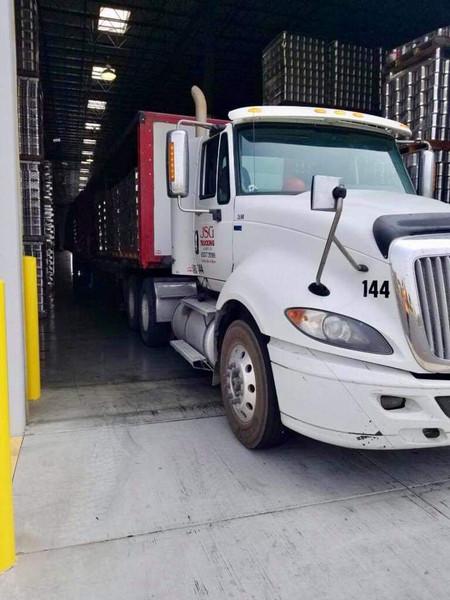 Warehouse Shuttle Service