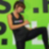 Jen BORNEFIT fitness instructor bokwa clubfit