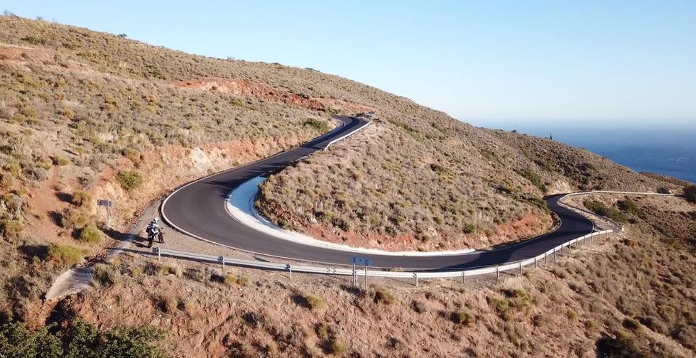 Andalucia Roads