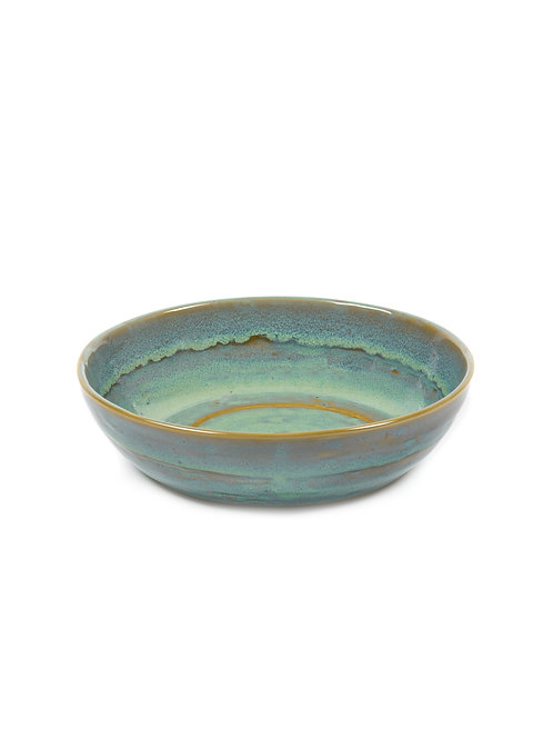 SALADBOWL SMALL D20 H5 SEA BLUE