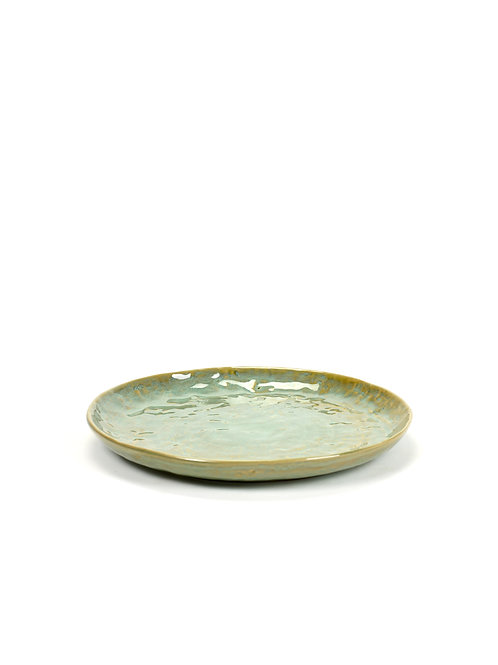 PLATE M D20,5 H1,9 SEAGREEN
