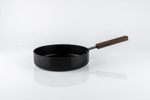Niedrige Casserole BLACK CM 28