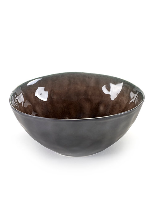 BOWL SMALL D16 H6,8 BROWN