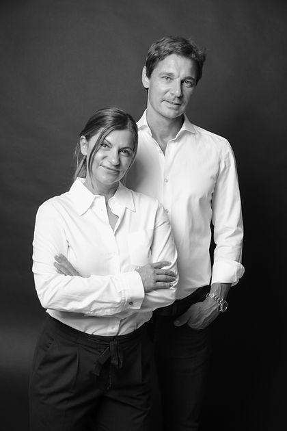 Carolyn und Hans Peter Reimann