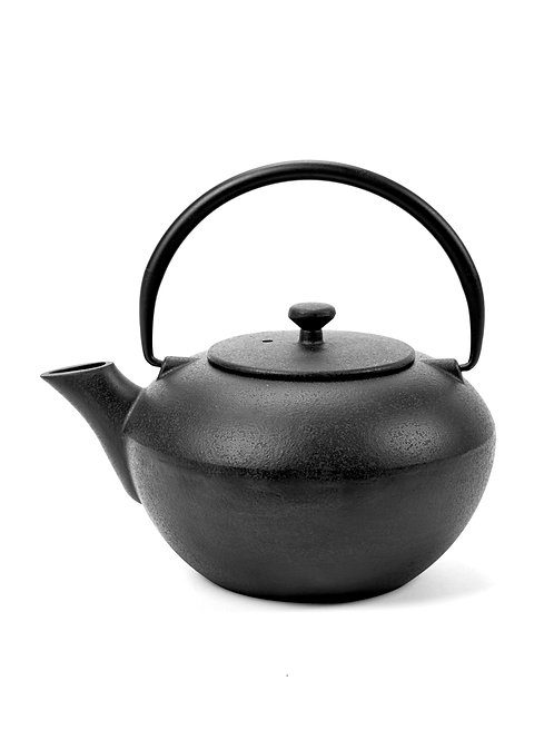 TEA POT CAST-IRON PURE 1L 20X16XH12CM