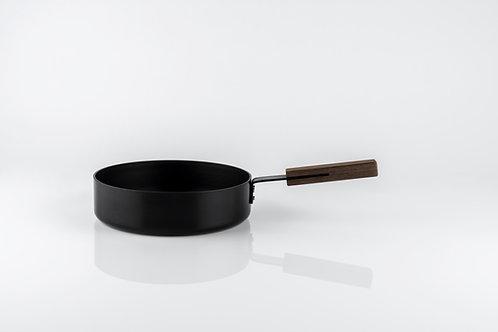 Niedrige Casserole BLACK CM 24