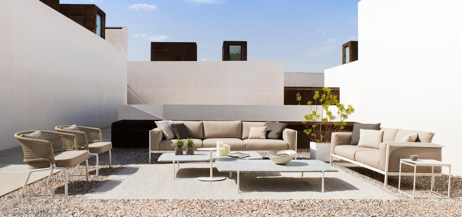 Natal Aluminium Sofa