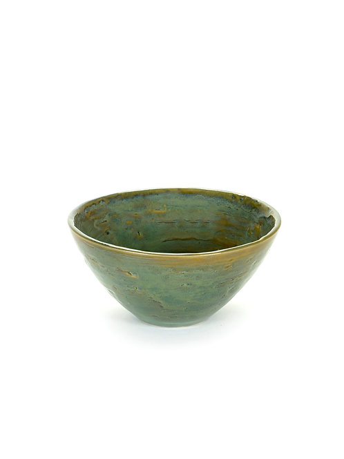 BOWL D11,6 H5,5 SEAGREEN
