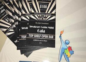 Golden Gala Fundraiser