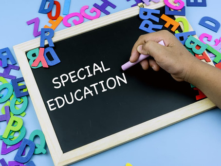 Resources for Special Education
