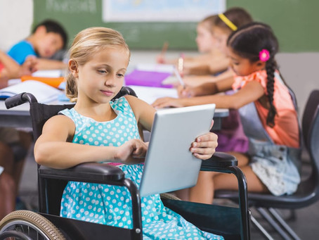 Is Your Child Missing Out on Assistive Technology?