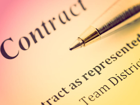 7 Clauses in the Standard Contract