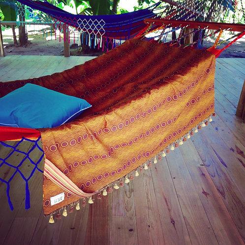 Panama Fringe Beach Blanket