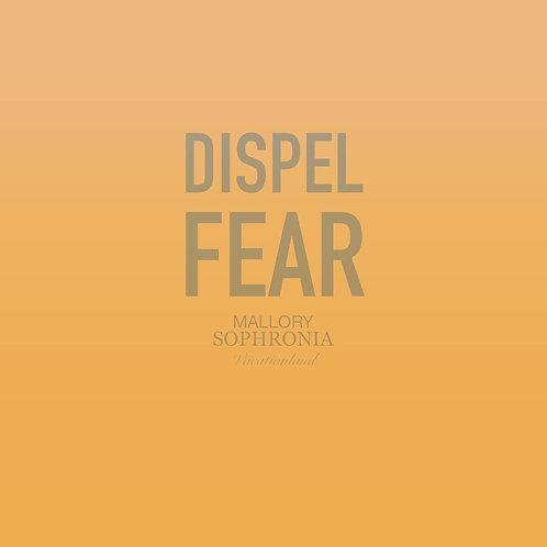 Dispell Fear Print Poster Card Illustration Wall Decor