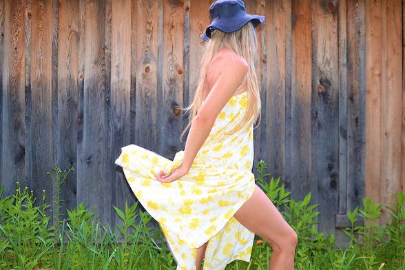 MS Dresses Hats Boho Chic Clothing