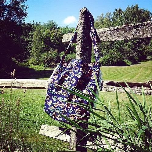 Dolores Cotton Fringe Tote Bag