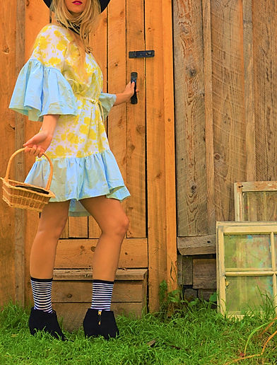 Sweet styles for rural romps
