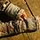 Thumbnail: Karl Cozy Knit Fingerless Gloves